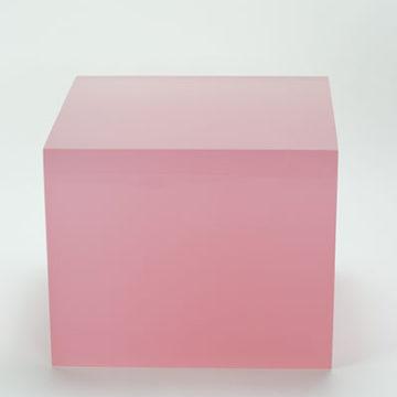 Peter Alexander, Lovett, 2009, cast polyester resin, 7 × 8 ½ × 8 ½ inches. Gift of the Artist, 2012.39.37. © Peter Alexander