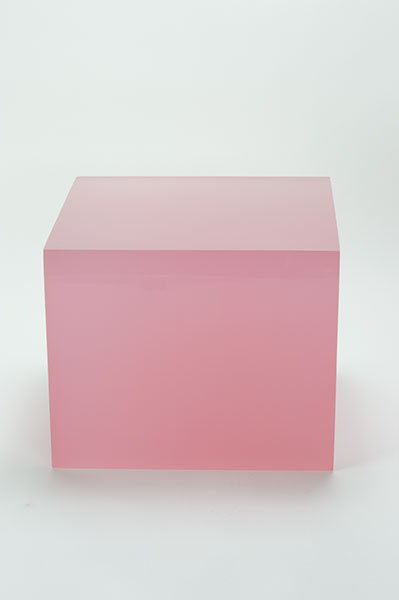 Peter Alexander, Lovett, 2009, cast polyester resin, 7 × 8 ½ × 8 ½ inches. Gift of the Artist, 2012.39.37. © Peter Alexander
