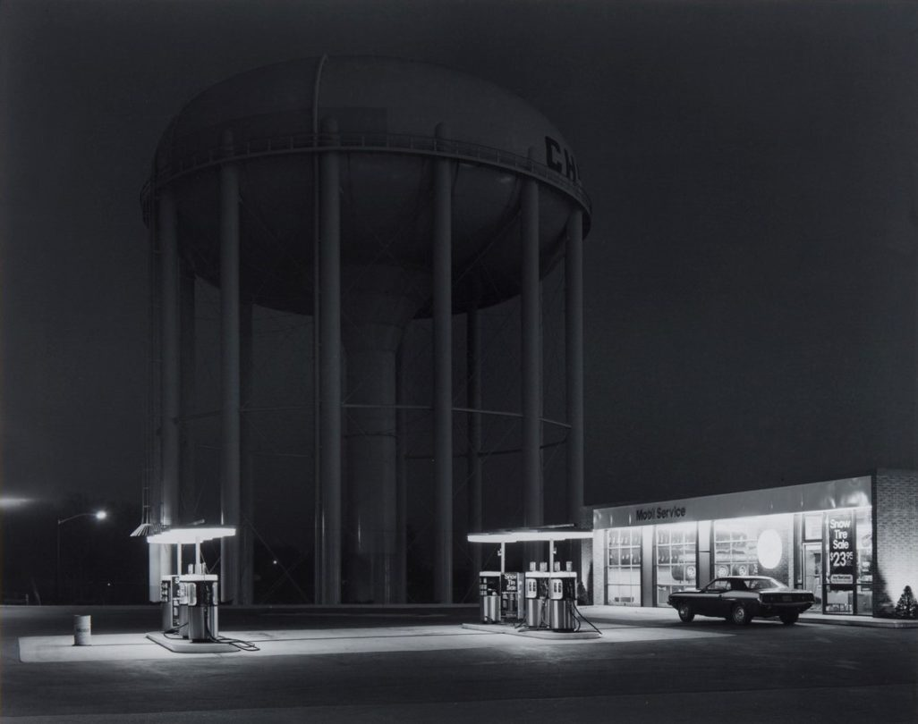 Petit's Mobil Station, Cherry Hill, New Jersey
