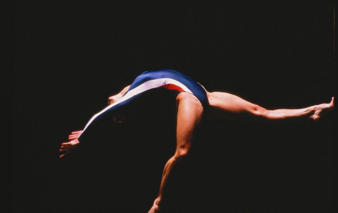 Gymnast, L.A.