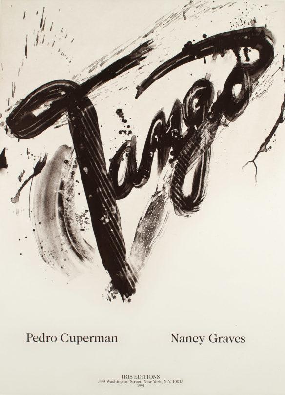 Frontispiece from the Tango portfolio