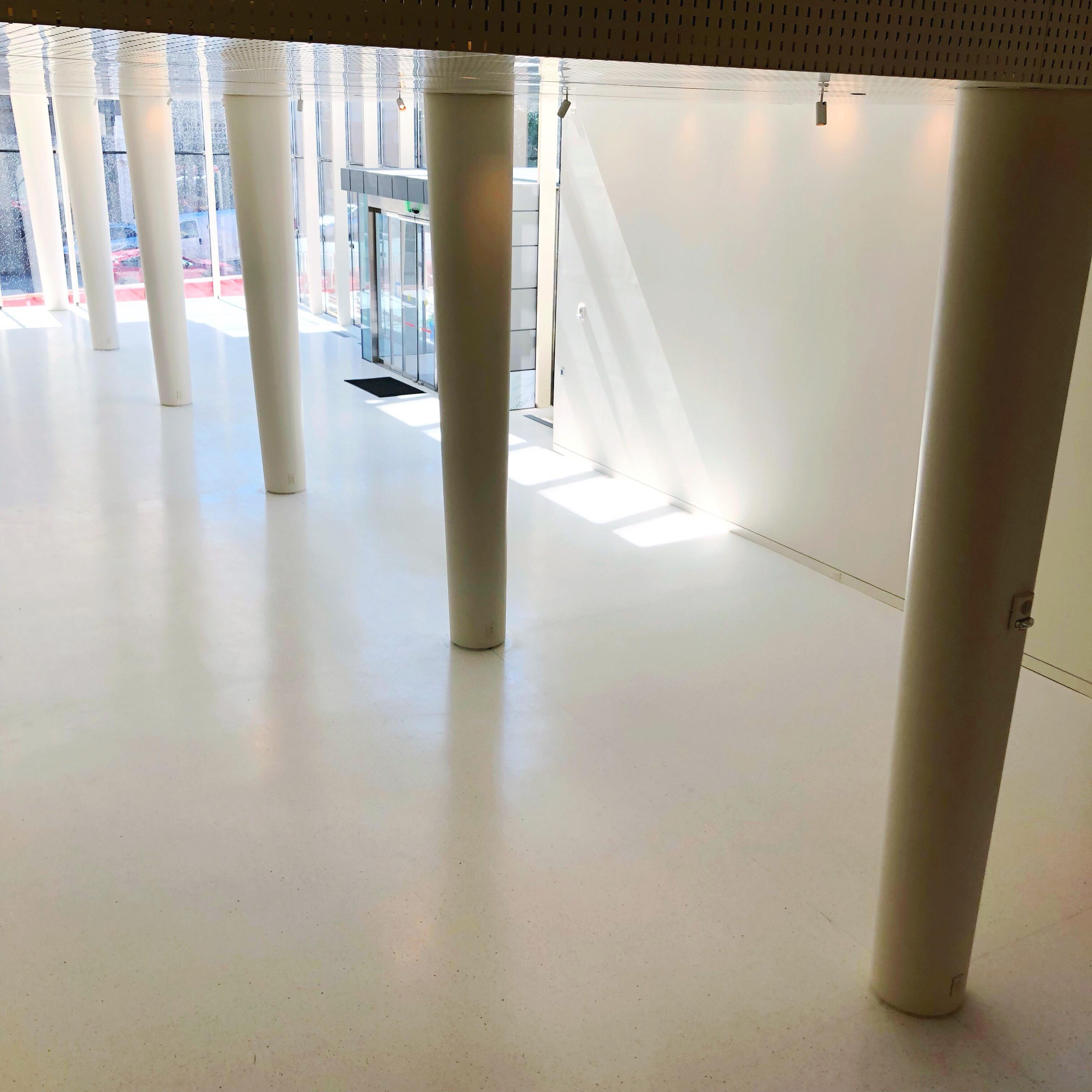 Museum Design Our Terrazzo Floors Asheville Art Museum