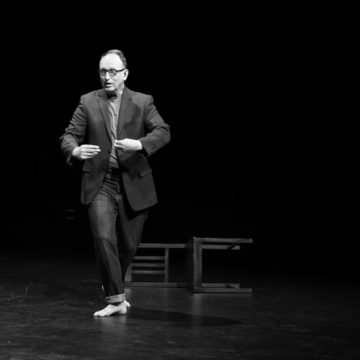 One-man-show Paul Lazar presents Cage Shuffle at BMCM+AC on July 18.
