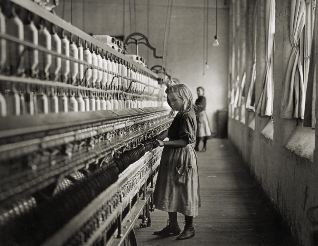Sadie, a Cotton Mill Spinner, Lancaster, South Carolina