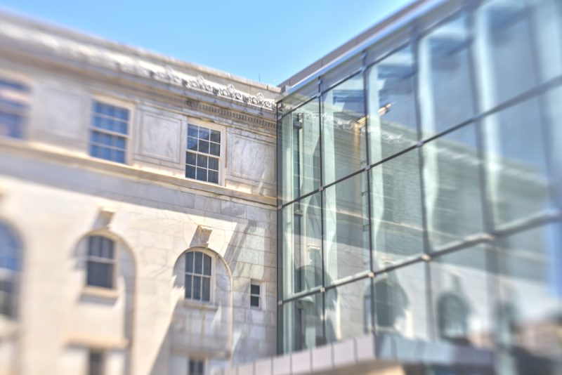 Asheville Art Museum exterior