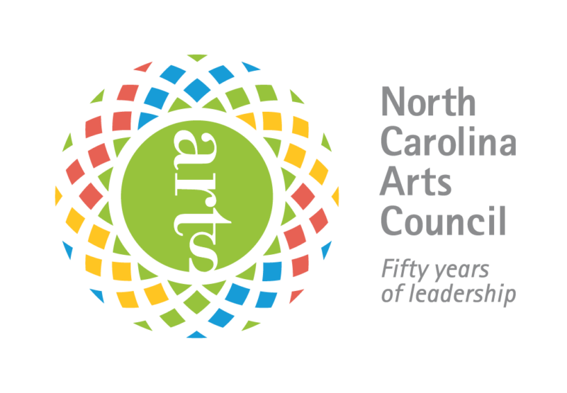 North Carolina Arts Council Logo