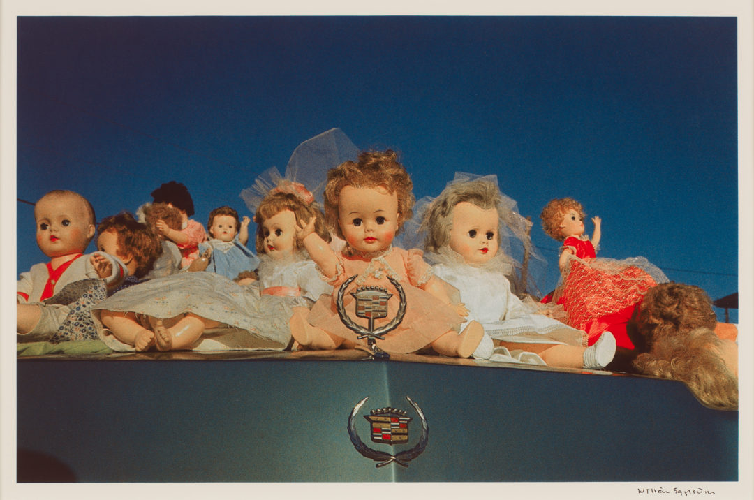 Untitled (Baby Doll Cadillac) from the portfolio 10.D.70.V2
