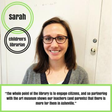 Stortytime leader Sarah Gransee